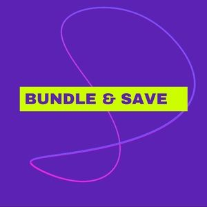 15% OFF for 3 Or More when you make a BUNDLE